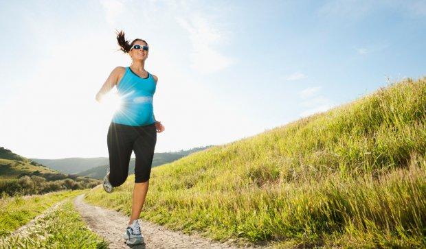 Бег для беременных в третьем триместре