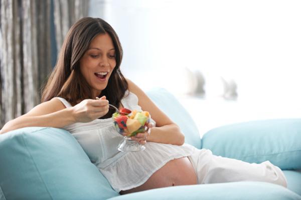 Правильное питание в период беременности - залог здорового малыша