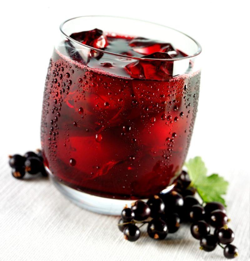 Чай с черной смородиной при грудном вскармливании
