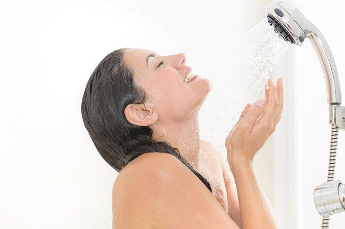 душ при грудном вскармливании