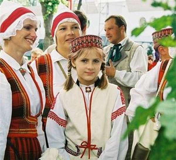 Имена в Латвии