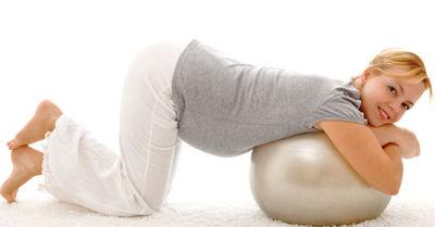 Физические упражнения и спорт во время беременности
